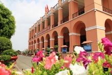 Ho Chi Minh Museum - Saigon (1)
