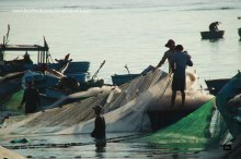 Fisherman village in Thai An - Ninh Thuan - Vietnam (10)
