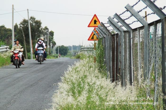 Trung Luong high speed roadway - Tien Giang - Vietnam (1)