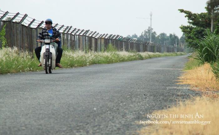 Trung Luong high speed roadway - Tien Giang - Vietnam (2)