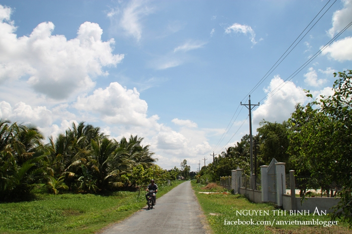Vinh Long countryside - Vietnam (2)