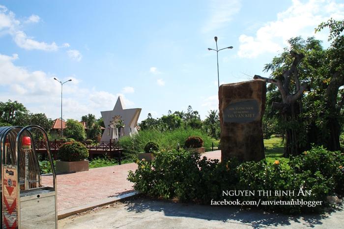 Vo Van Kiet Relic - Vinh Long - Vietnam (1)