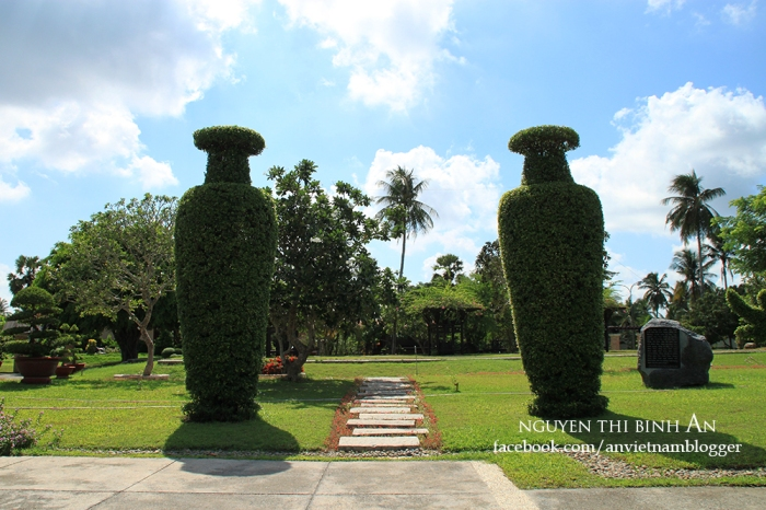 Vo Van Kiet Relic - Vinh Long - Vietnam (14)